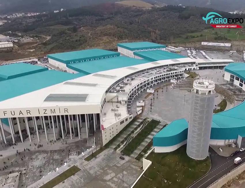 İzmir AgroExpo Tarım ve Hayvancılık Fuarı
